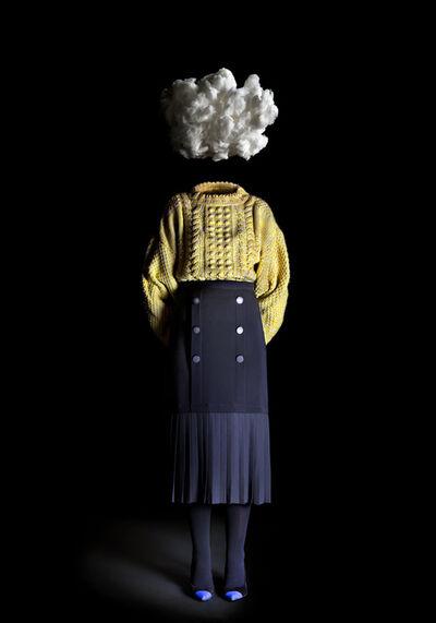 Miguel Vallinas, 'Ceci n'est pas un nuage', ca. 2017