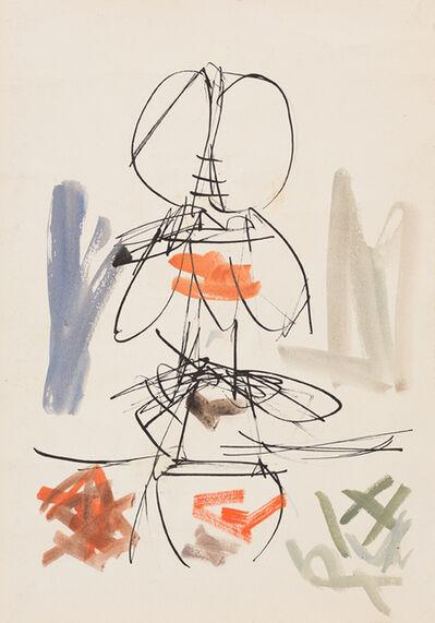 Ernest Mancoba, 'Untitled (Figure 10)', ND