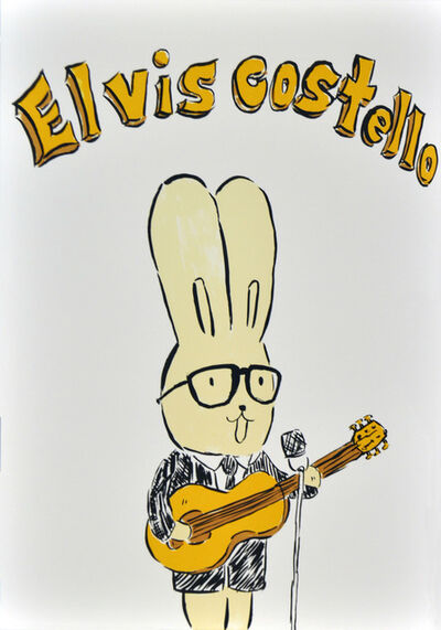 Atsushi Kaga, 'Elvis costelo', 2012