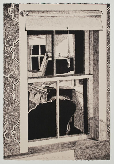 Lois Dodd, 'Window', 1975