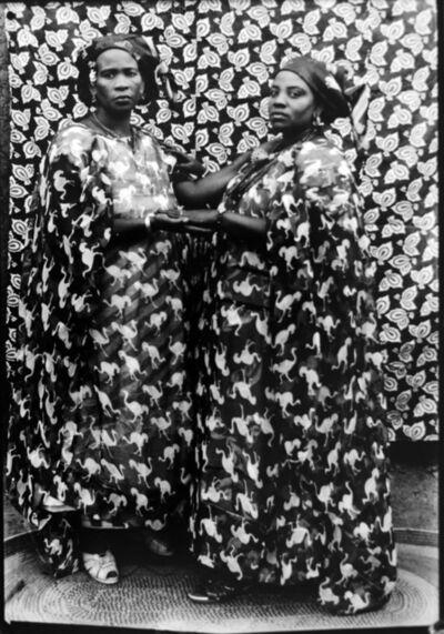 Seydou Keïta, 'Untitled, Maliennes en boubou', 1956