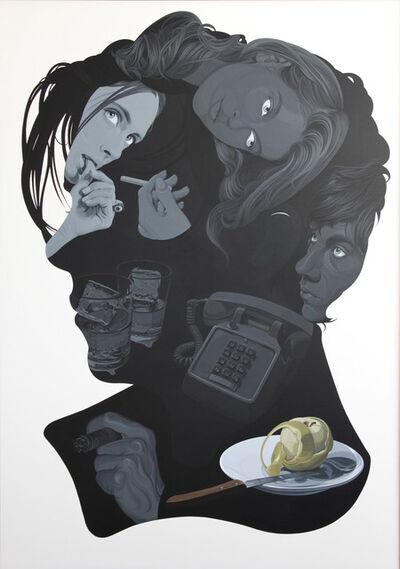 Colin McMaster, 'Silhouette 2', 2010