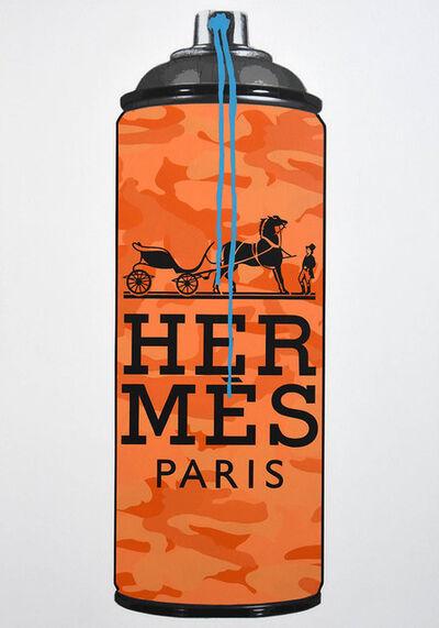 Campbell La Pun, 'Hermes Goldfish', 2020