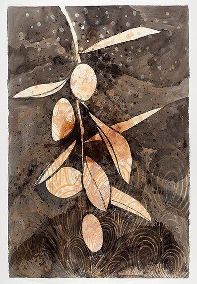 Ana Maria Hernando, 'Olive Night', 2013
