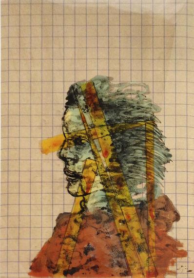 Nalini Malani, 'Anna Karenina ', 2017