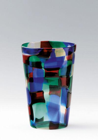 Fulvio Bianconi, 'Vase pezzato', Murano-c. 1951
