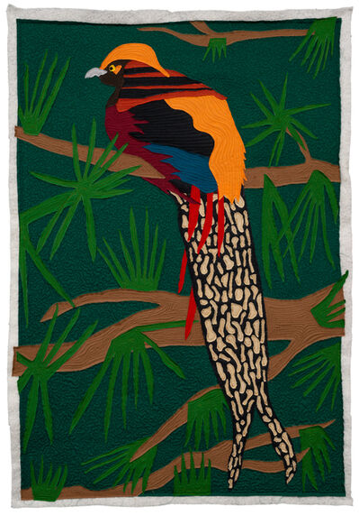 Michael C. Thorpe, 'Golden Pheasant', 2021