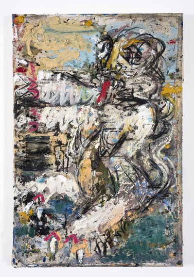 Daniel Crews-Chubb, 'Dancing Lion (white)', 2018