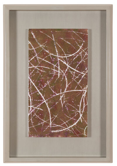 Mark Tobey, 'Splitted Violet', 1969