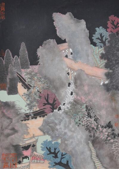 Guo Huawei, ' A Stroll in the Night', 2010