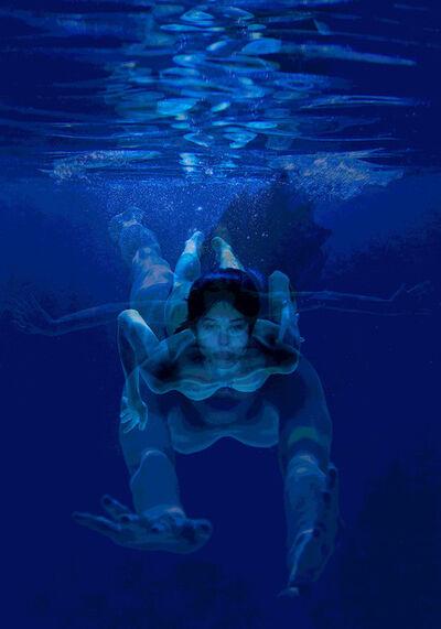 Derrick Santini, 'Like the tide she turns', 2015