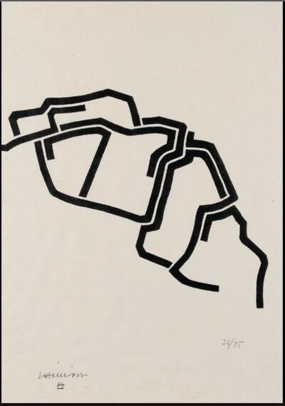 Eduardo Chillida, 'Egimen', 1969