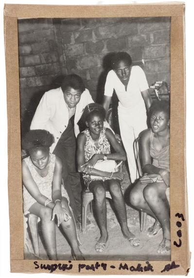 Malick Sidibé, 'Surprise Party', ca. 1968