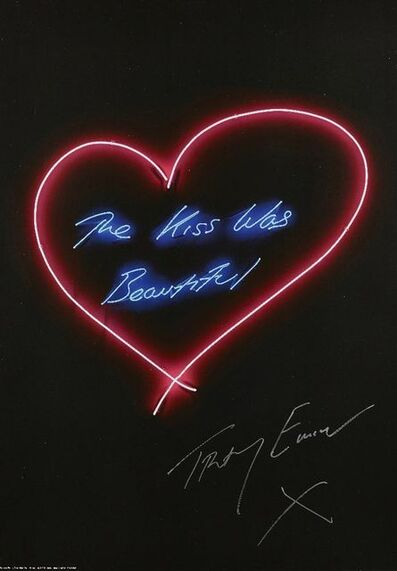 Tracey Emin, 'The Kiss Was Beautiful', 2016