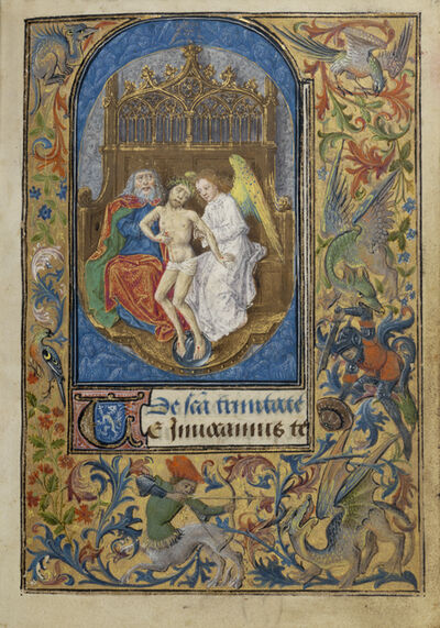 Lievan van Lathem, 'The Trinity', 1469