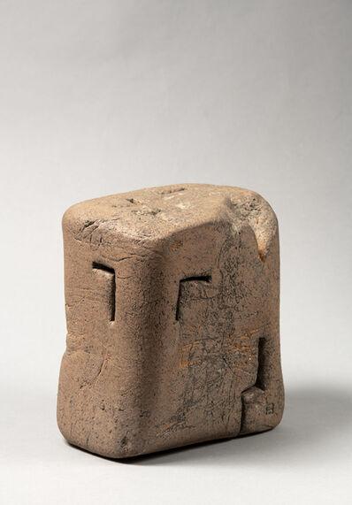 Eduardo Chillida, 'Lurra G162', 1990