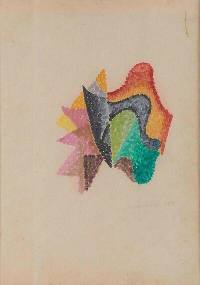 Gino Severini, 'Untitled', 1919