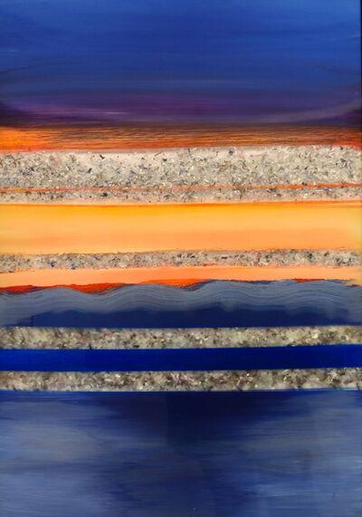 Arica Hilton, 'Serenity Sunset', 2020