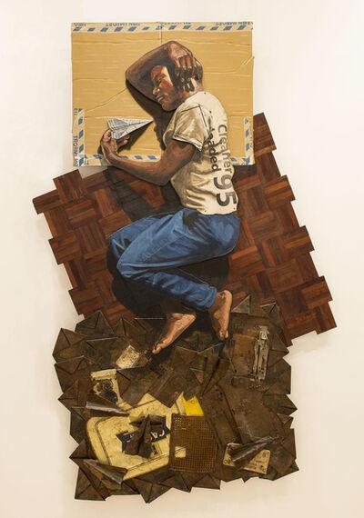 Vivien Kohler, 'Ponder Says Jump', 2014