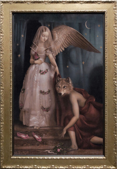 Stephen Mackey, 'The Pantomimers', 2019