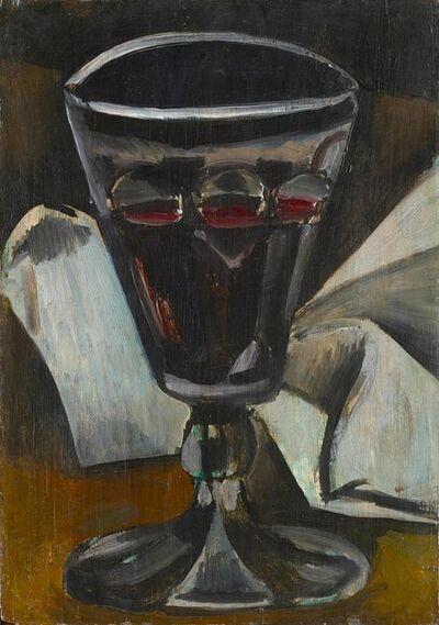 André Derain, 'Le verre de vin', 1911