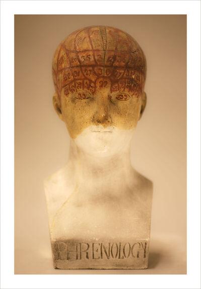 Fiona Pardington, 'Female Phrenology Bust (Courtesy of the Musee de l'Homme (Musee National d'Histoire Naturelle), Paris)', 2010