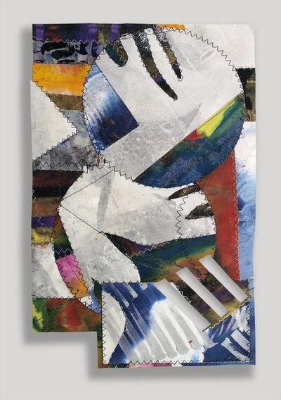 Sam Gilliam, 'Peru Collage VII', 2000