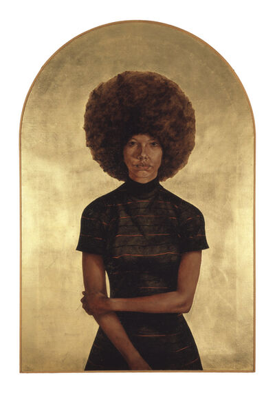 Barkley L. Hendricks, 'Lawdy Mama', 1969