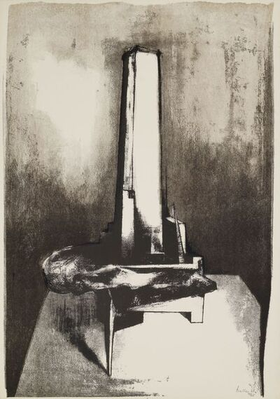 Reg Butler, 'Tower', 1968