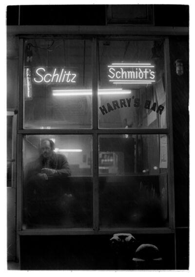 Masao Gozu, 'Harry's Bar #9, 11pm, February', 1978
