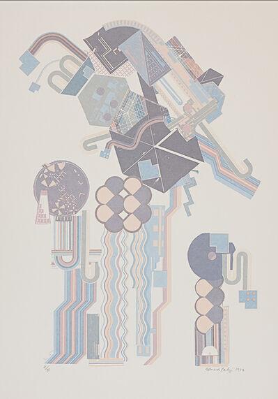 Eduardo Paolozzi, 'W16', 1974