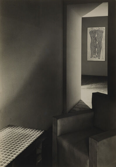 Man Ray, 'Study of an interior.', 1930