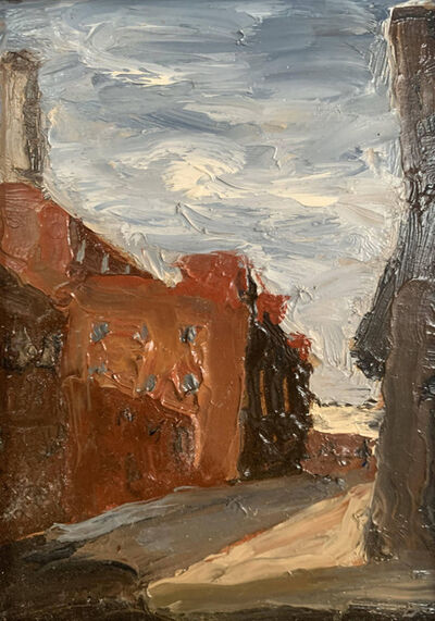 Arnold Sharrad, 'Williams-Burg Street, Brooklyn, New York', 2006