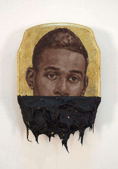 Titus Kaphar, 'Jerome XVI', 2014