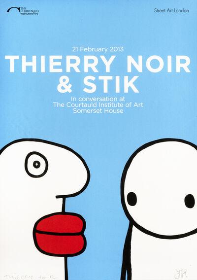 Stik, 'In Conversation', 2013
