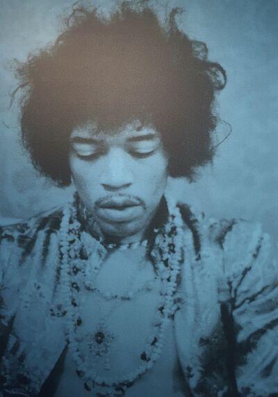 Russell Young, 'Hendrix, Light Blue & Dark Blue', 2005