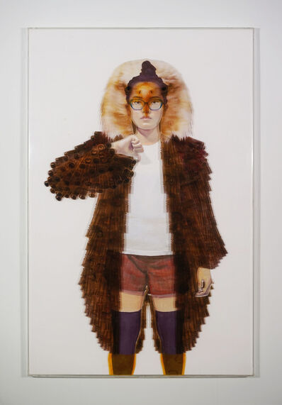 Cinanti Astria Johansjah, 'Pride', 2013