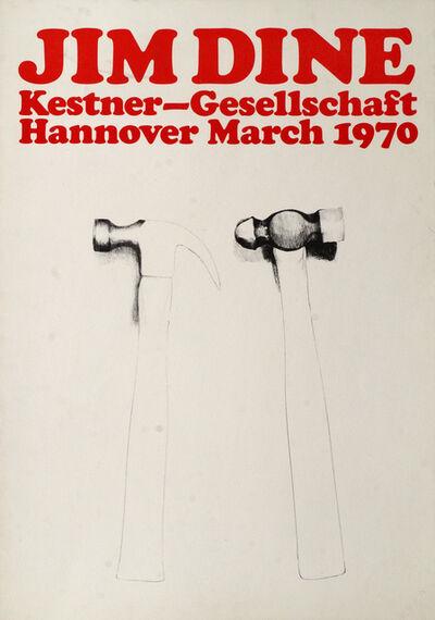 Jim Dine, 'Hammers', 1970