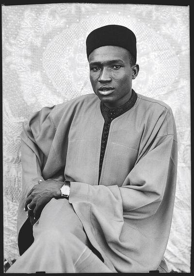 Seydou Keïta, 'Sans titre (Portrait d'homme assis), ', 1949