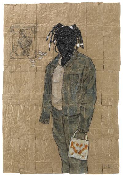 Nathaniel Donnett, 'Not Sold Here', 2010