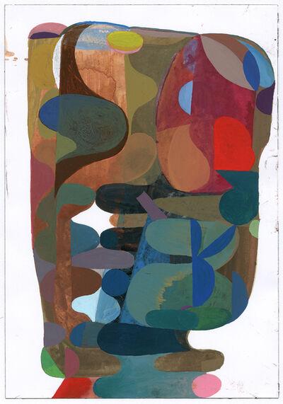 Matt Rich, 'Second Head', 2015