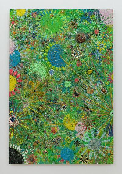 Gelitin, 'Flower Painting', 2011