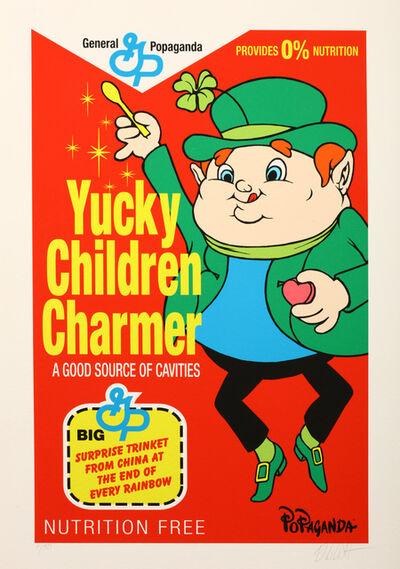 Ron English, 'Yucky Charmer', 2011