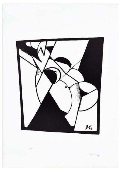 Ivo Pannaggi, 'Female Nude', ca. 1975