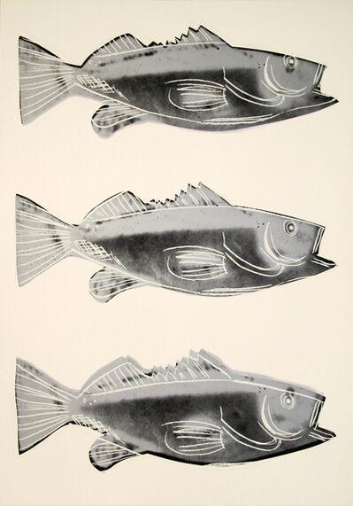Andy Warhol, 'Fish, III.39', 1983