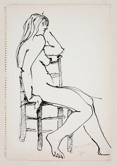 Hoo Mojong, 'Figure 58', 1970