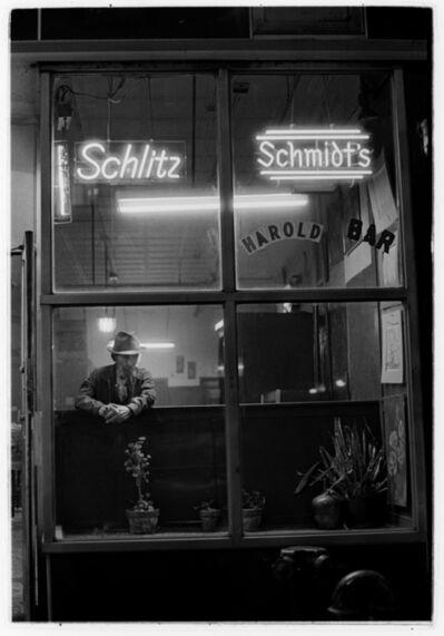 Masao Gozu, 'Harry's Bar #11, 10pm, May', 1979