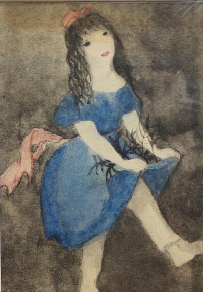 Marie Laurencin, 'Young Girl', 1910-1930