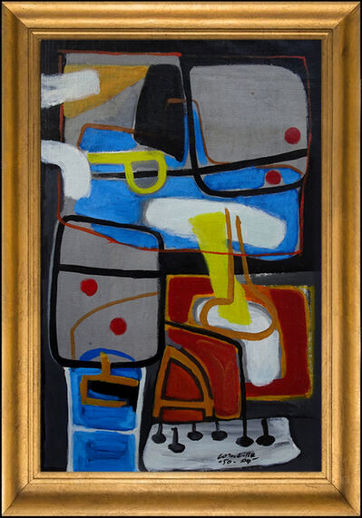Guillaume Corneille, 'Memoires de COBrA 2', 1950-2004
