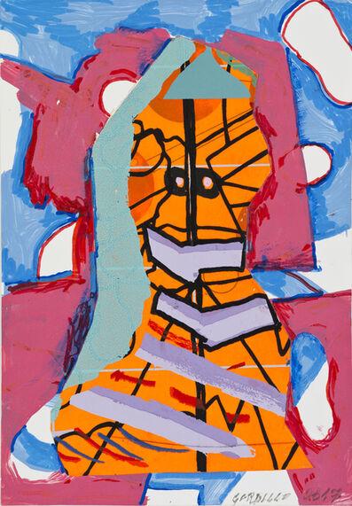 Luis Gordillo, 'Untitled', 2017